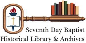 Seventh Day Baptist Historical Library & Archives